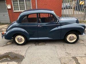 1958 Excellent condition Morris Minor