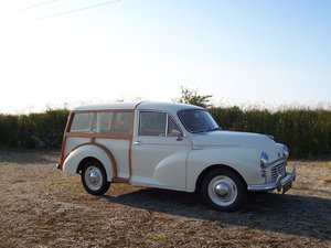1971 Morris Traveller  For Sale