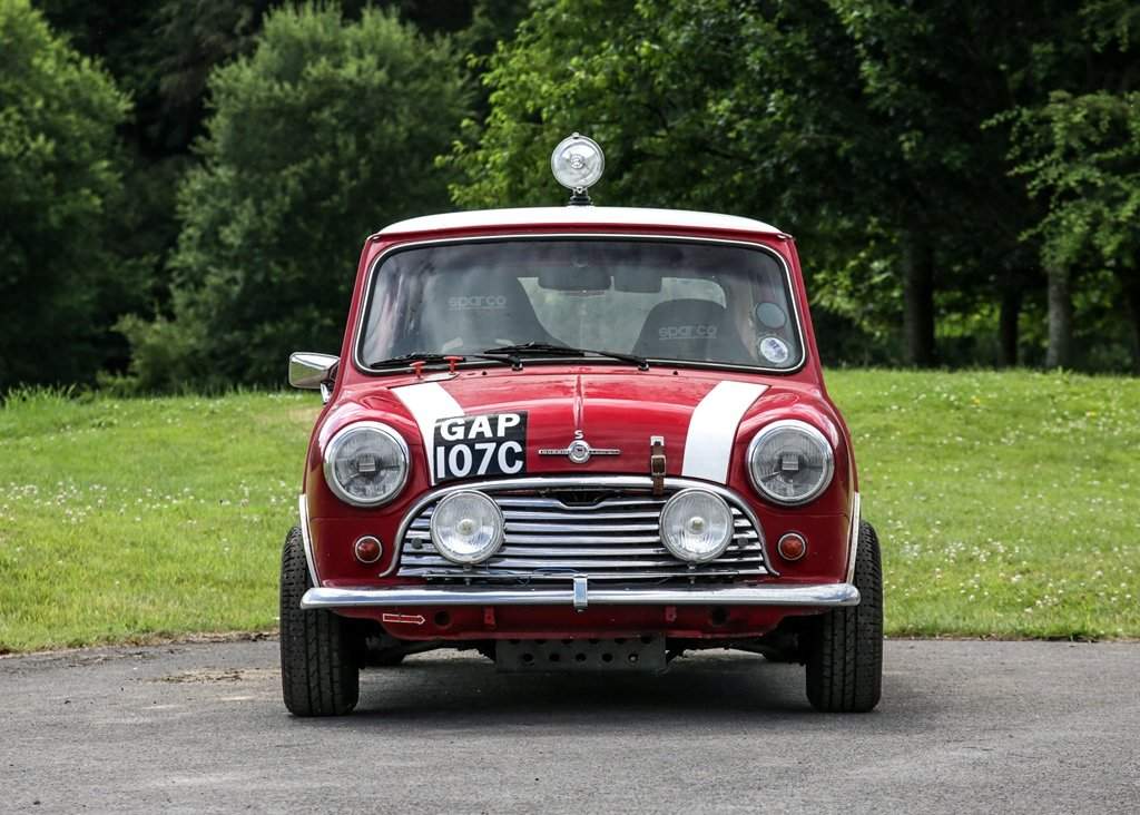 1965 Morris Mini Cooper S (1275cc) For Sale by Auction (picture 1 of 6)
