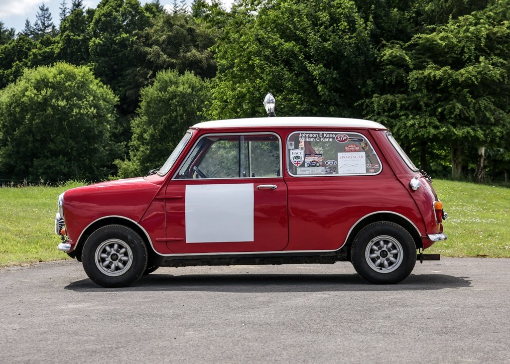 1965 Morris Mini Cooper S (1275cc) For Sale by Auction (picture 2 of 6)