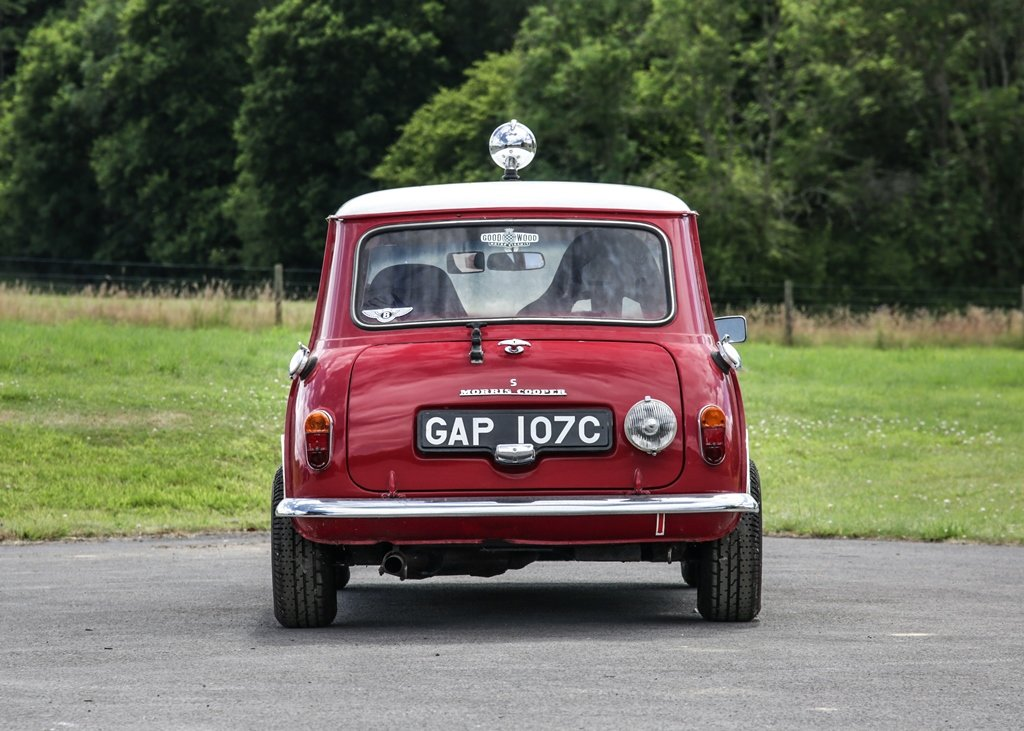 1965 Morris Mini Cooper S (1275cc) For Sale by Auction (picture 3 of 6)
