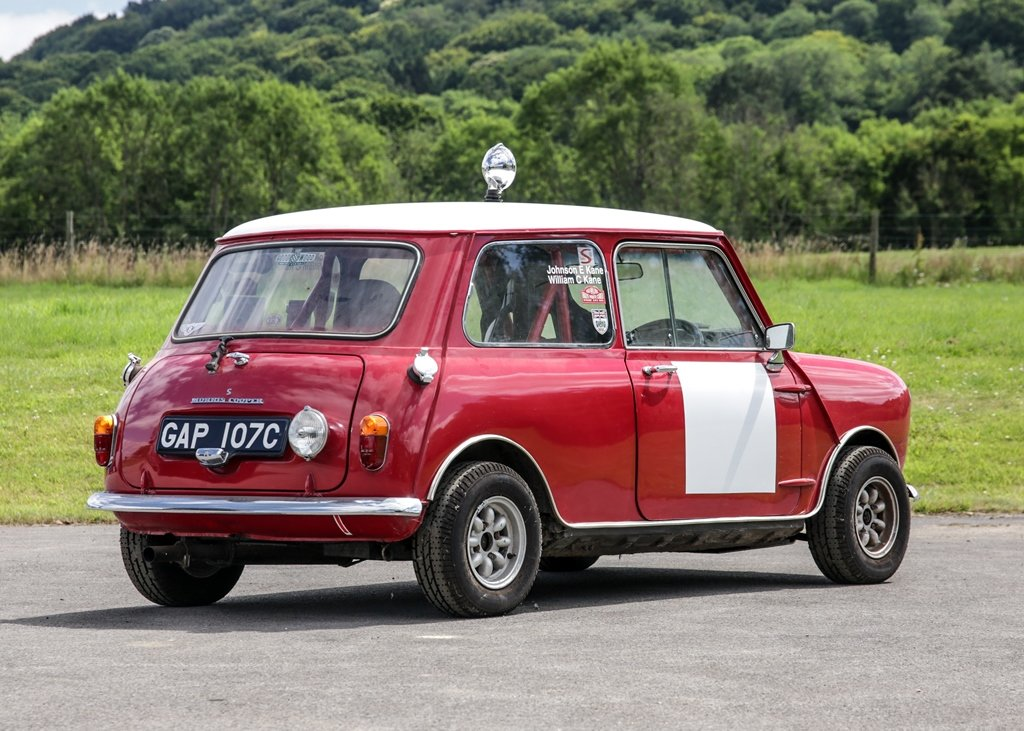 1965 Morris Mini Cooper S (1275cc) For Sale by Auction (picture 4 of 6)