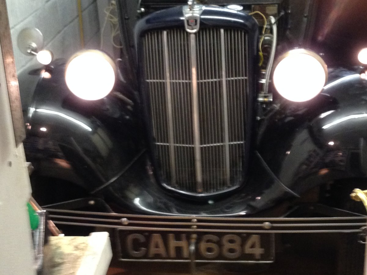1937 Morris 8 series 2 Saloon very good condition £7950 For Sale (picture 2 of 6)