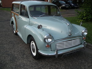 1970 Morris Minor Traveller Superb Condition For Sale