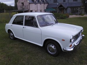 1970  Morris 1300 four-door Saloon SOLD