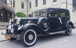 1934 Morris Oxford Twenty 2,5 L