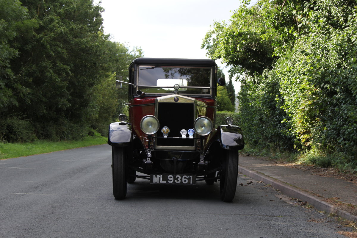 1927 Morris Oxford Doctors Coupe - £12k recently spent  For Sale (picture 2 of 21)