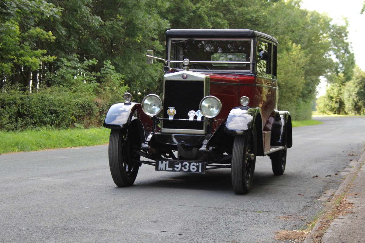 1927 Morris Oxford Doctors Coupe - £12k recently spent  For Sale (picture 3 of 21)