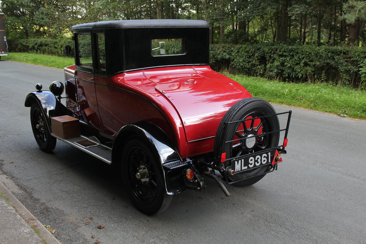 1927 Morris Oxford Doctors Coupe - £12k recently spent  For Sale (picture 4 of 21)