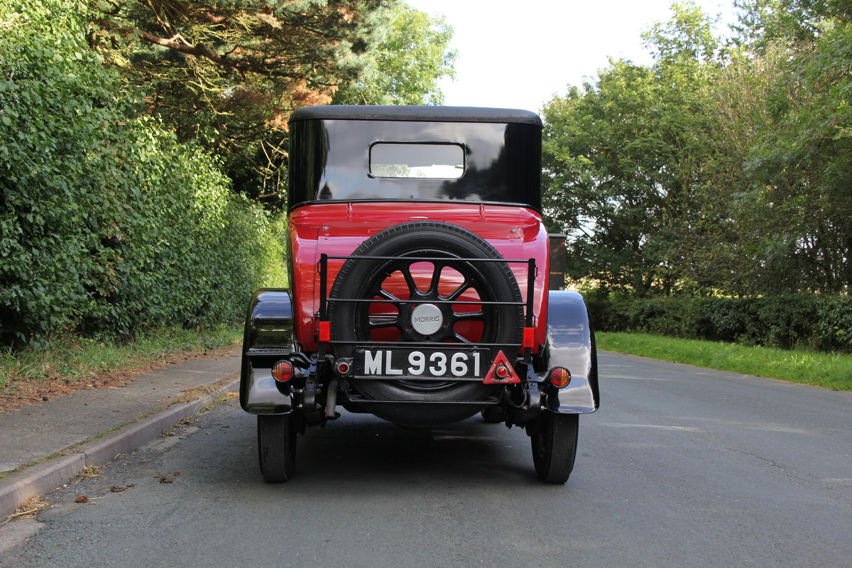 1927 Morris Oxford Doctors Coupe - £12k recently spent  For Sale (picture 5 of 21)