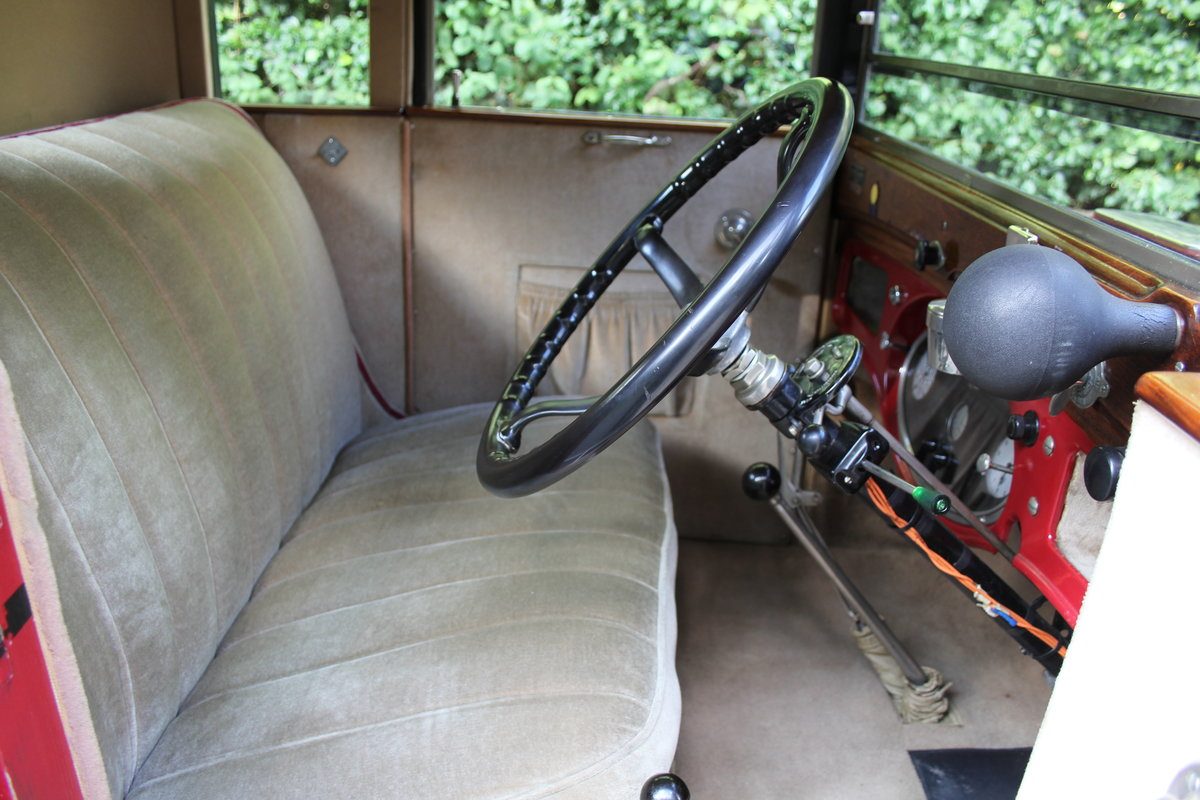 1927 Morris Oxford Doctors Coupe - £12k recently spent  For Sale (picture 8 of 21)
