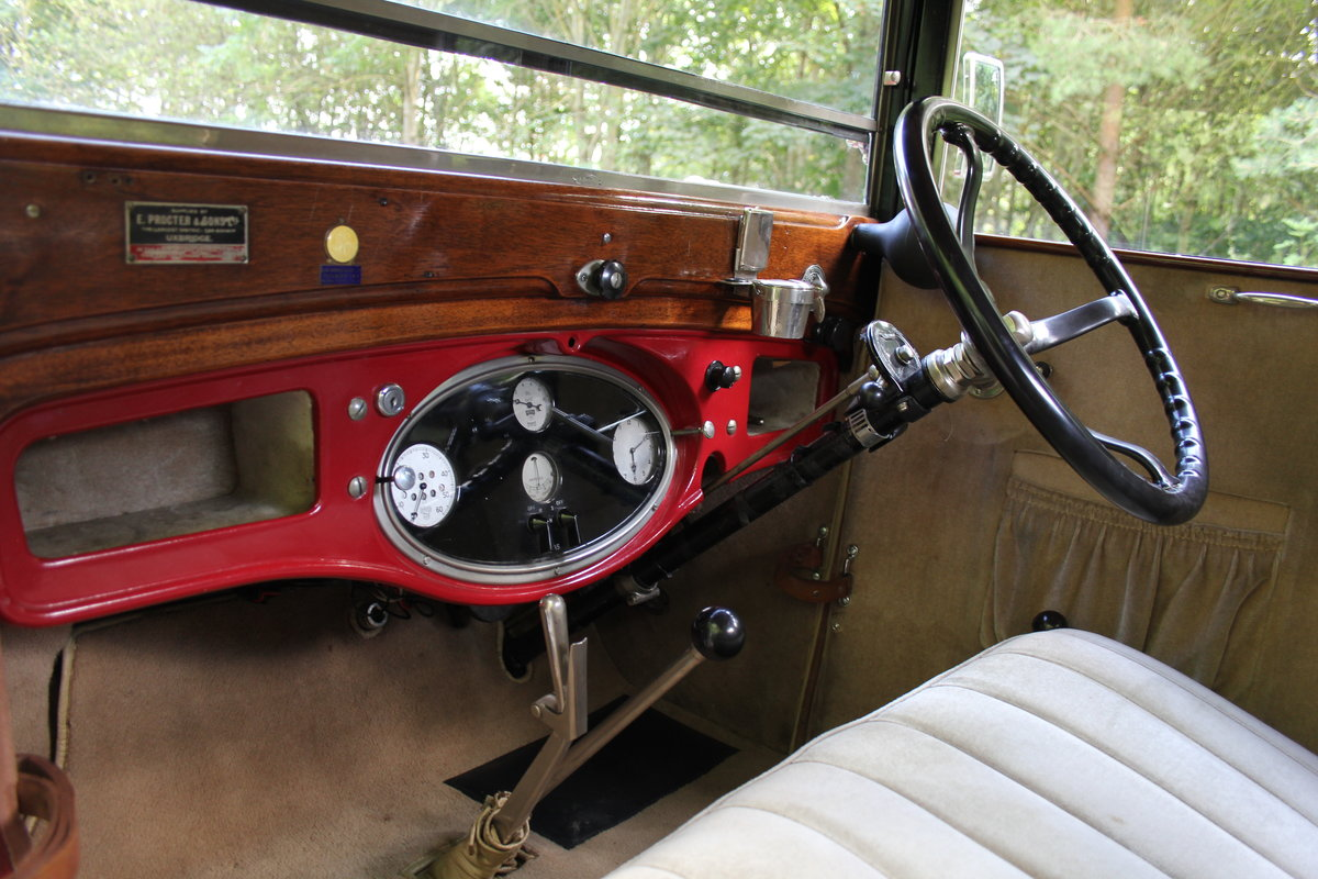 1927 Morris Oxford Doctors Coupe - £12k recently spent  For Sale (picture 10 of 21)