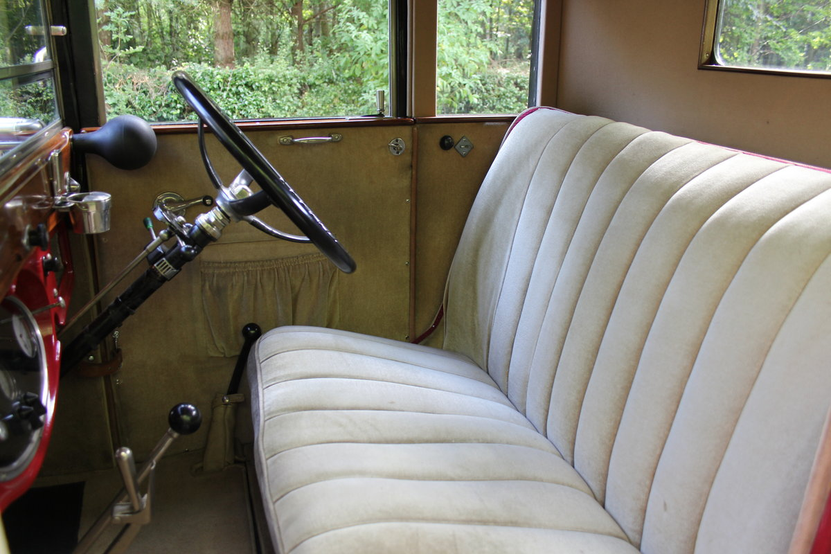 1927 Morris Oxford Doctors Coupe - £12k recently spent  For Sale (picture 12 of 21)