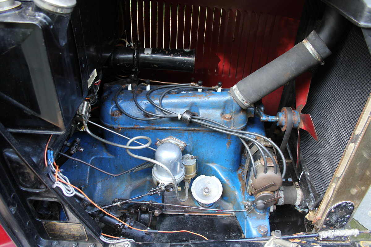 1927 Morris Oxford Doctors Coupe - £12k recently spent  For Sale (picture 17 of 21)