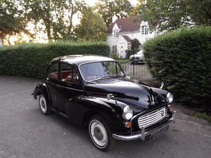 1961 Morris Minor For Sale