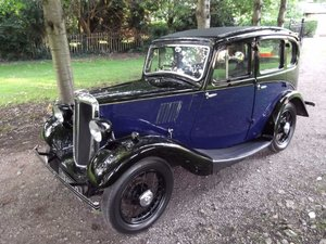 Picture of 1937 Morris 8 SOLD