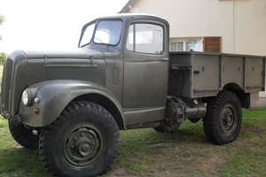 1953 Morris mra 1 military cargo truck For Sale