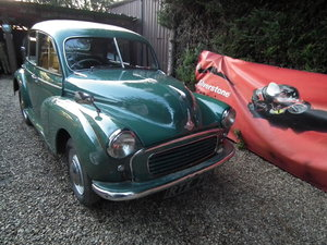 1955 Morris Minor Splitsceen Saloon Timewarp  For Sale