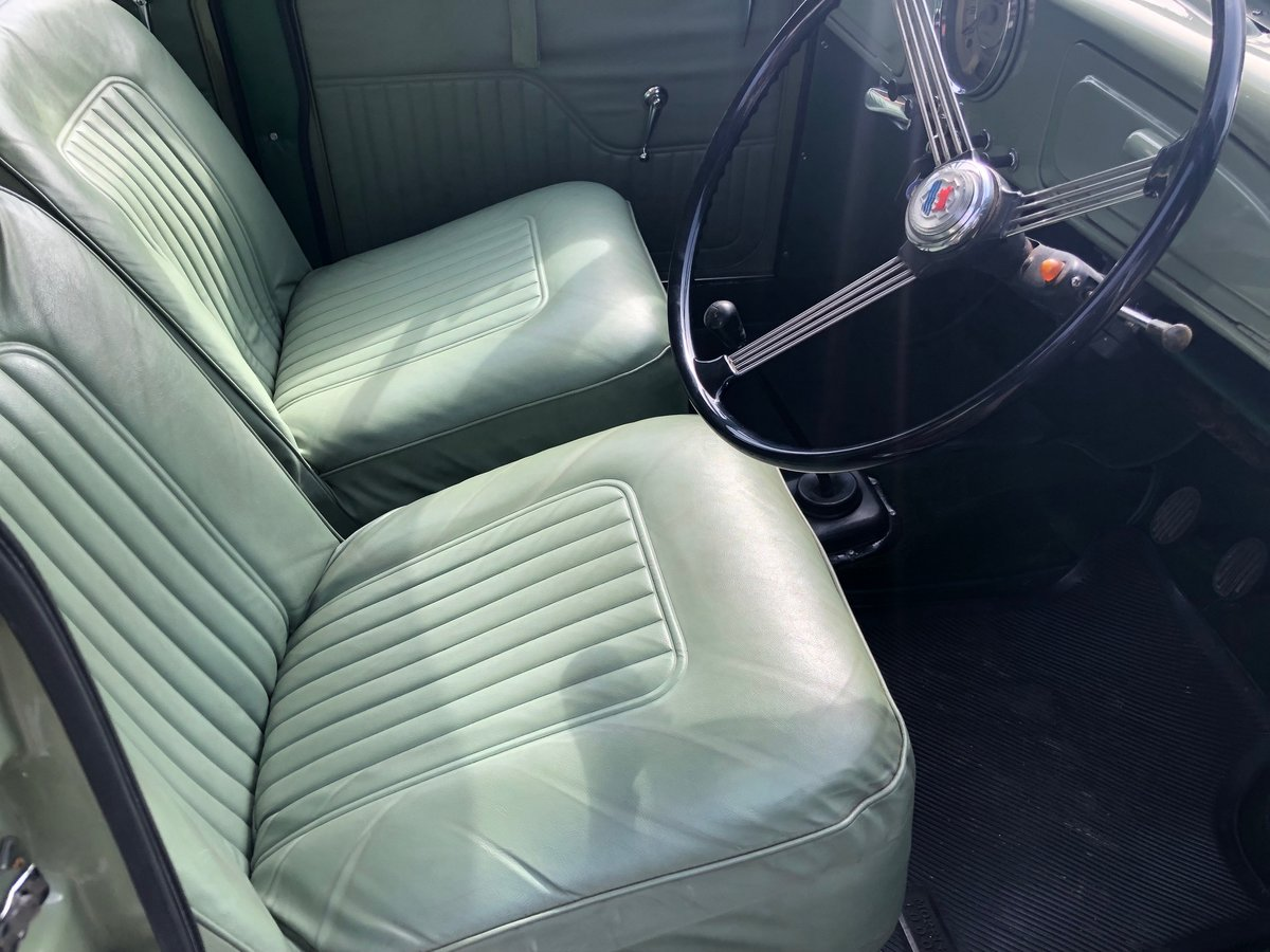 1958 Morris 1000 Minor Classic Car SOLD (picture 5 of 6)
