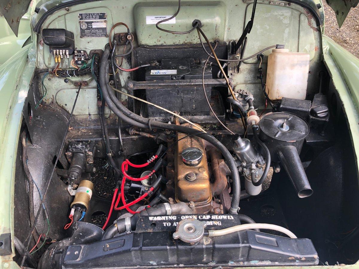 1958 Morris 1000 Minor Classic Car SOLD (picture 6 of 6)