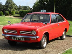 1972 Morris Marina 1.3 Deluxe Coupe at ACA 24th August
