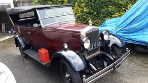 1930 Morris oxford open tourer For Sale