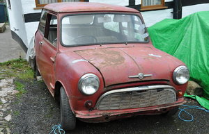 1959 MORRIS MINI SALOON For Sale by Auction