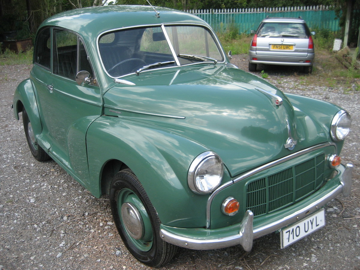 1954 Morris Minor Split Screen For Sale (picture 1 of 6)