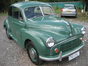1954 Morris Minor Split Screen