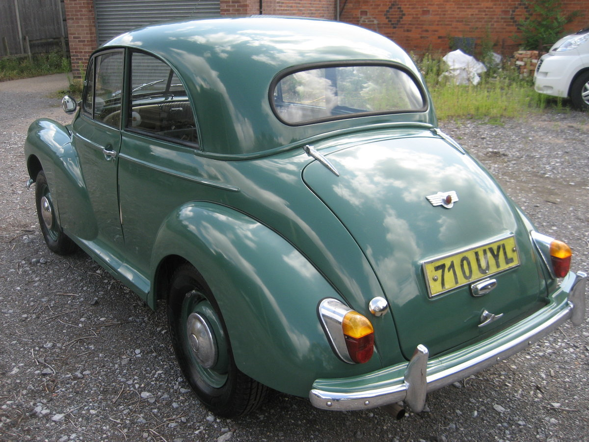 1954 Morris Minor Split Screen For Sale (picture 3 of 6)