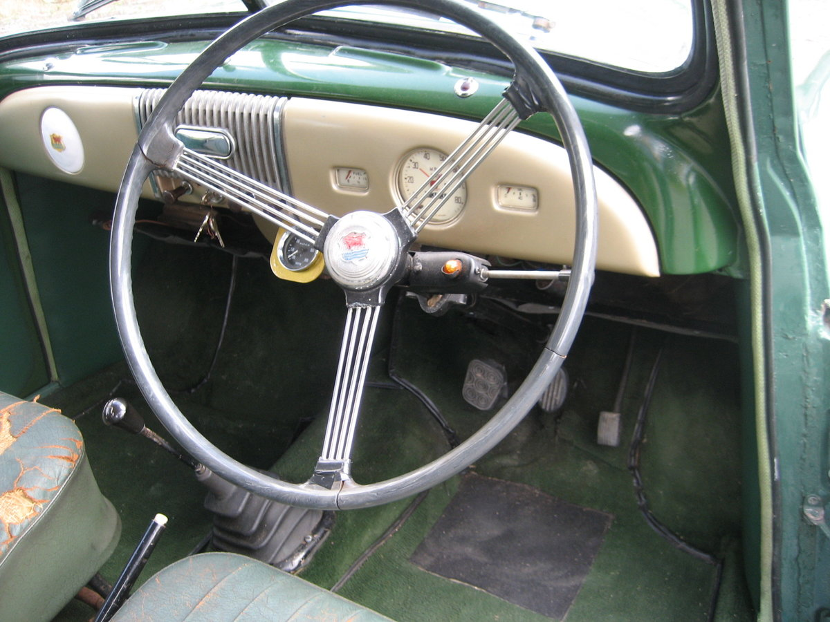 1954 Morris Minor Split Screen For Sale (picture 5 of 6)
