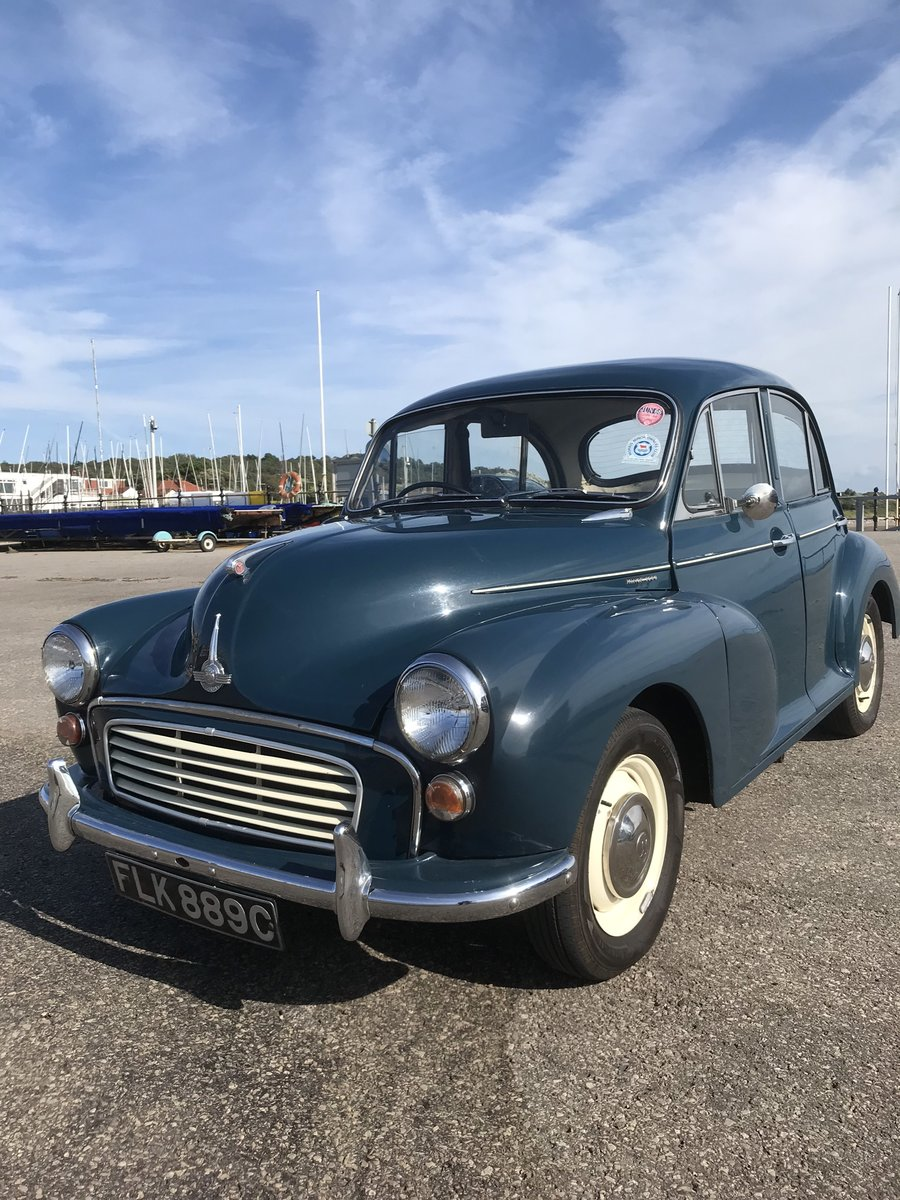 Morris Minor. For Sale or Swap for Triumph Herald SOLD (picture 1 of 6)