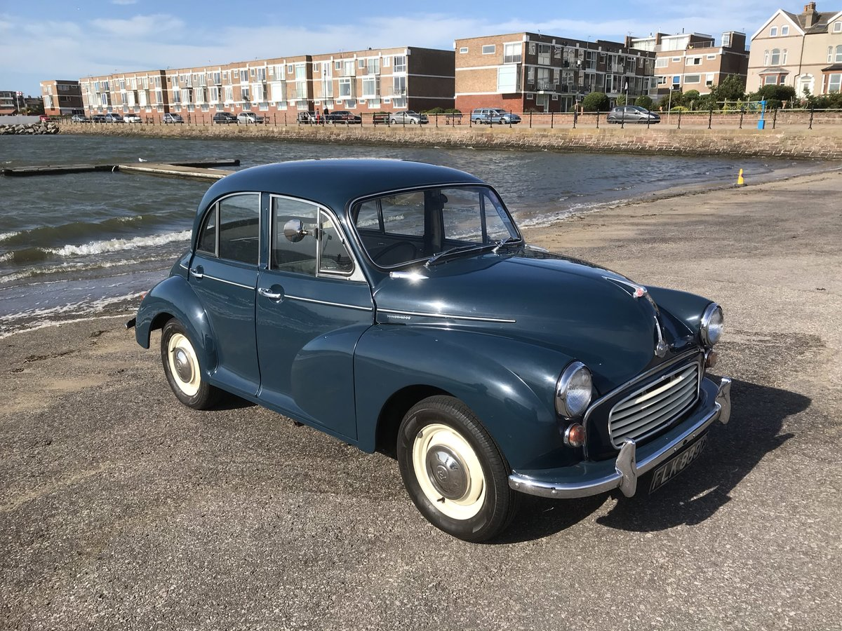 Morris Minor. For Sale or Swap for Triumph Herald SOLD (picture 2 of 6)