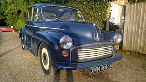 1963 Morris Minor 1000 For Sale