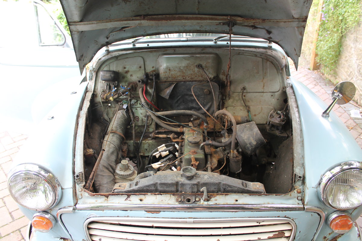 1963 MORRIS MINOR CONVERTIBLE ,Chassis mat Wanted (picture 4 of 6)