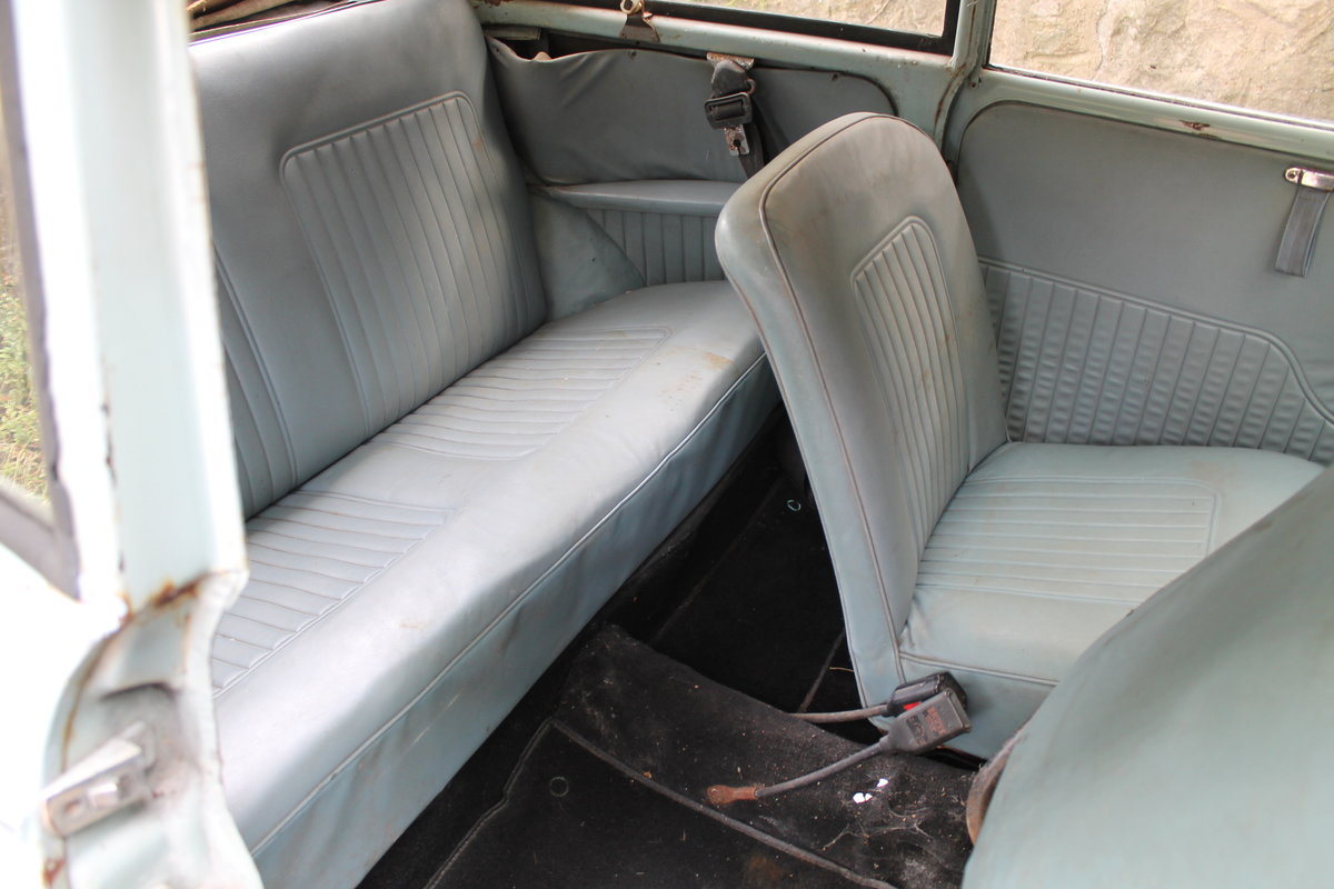 1963 MORRIS MINOR CONVERTIBLE ,Chassis mat Wanted (picture 6 of 6)