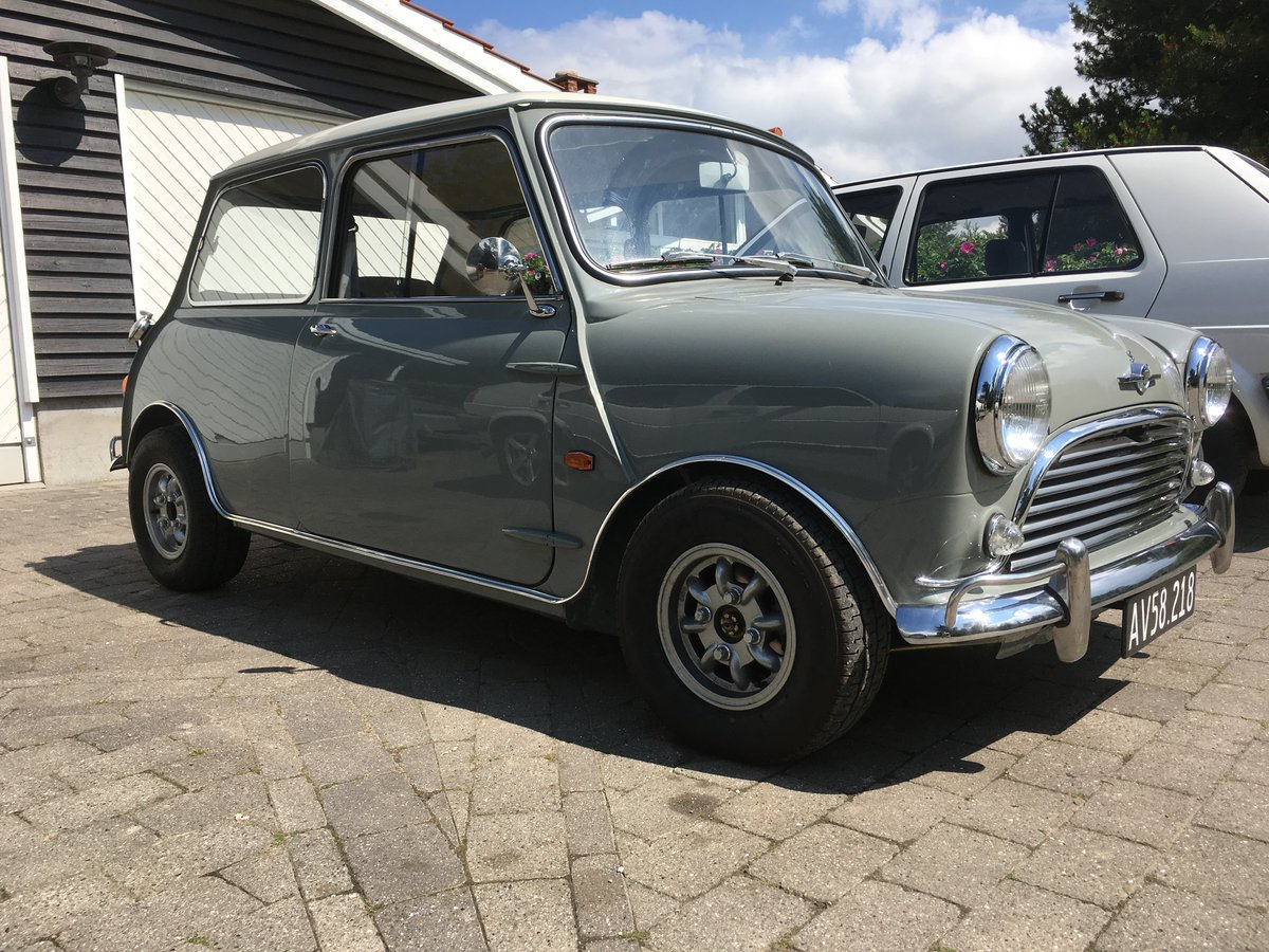 1964 Mini Cooper S Rare model with all equipment  For Sale (picture 1 of 6)