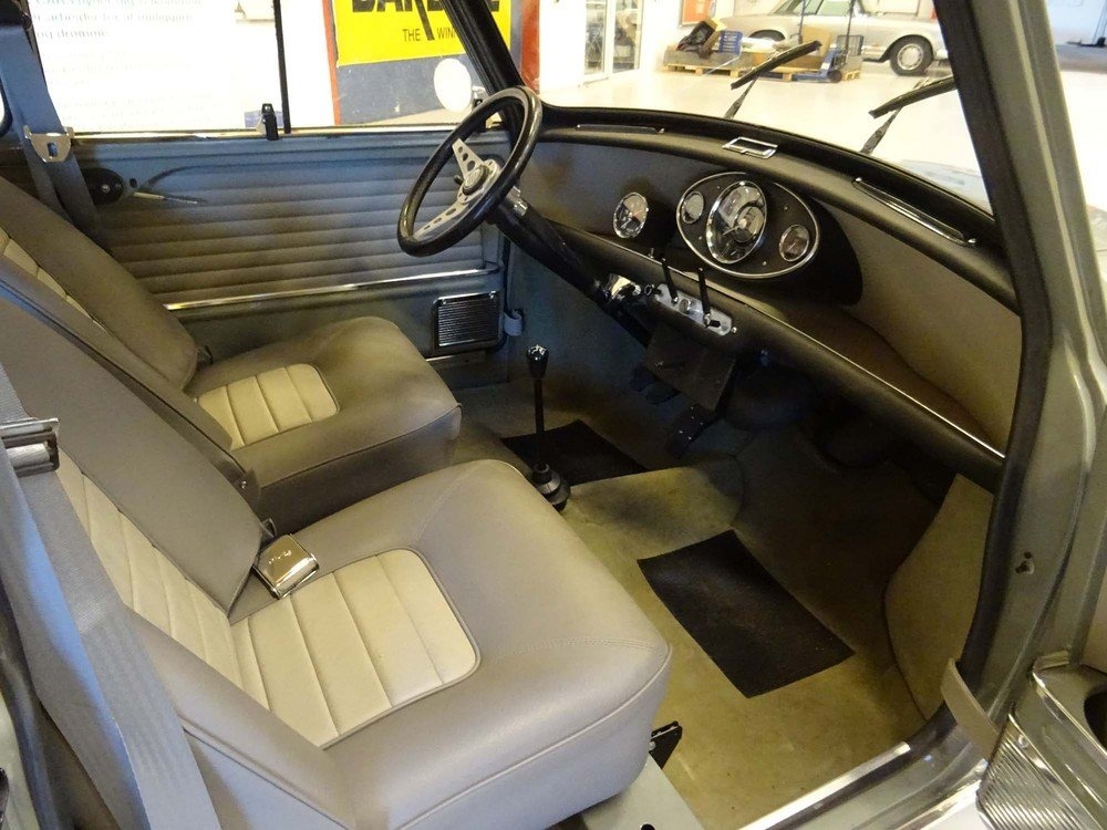 1964 Mini Cooper S Rare model with all equipment  For Sale (picture 4 of 6)