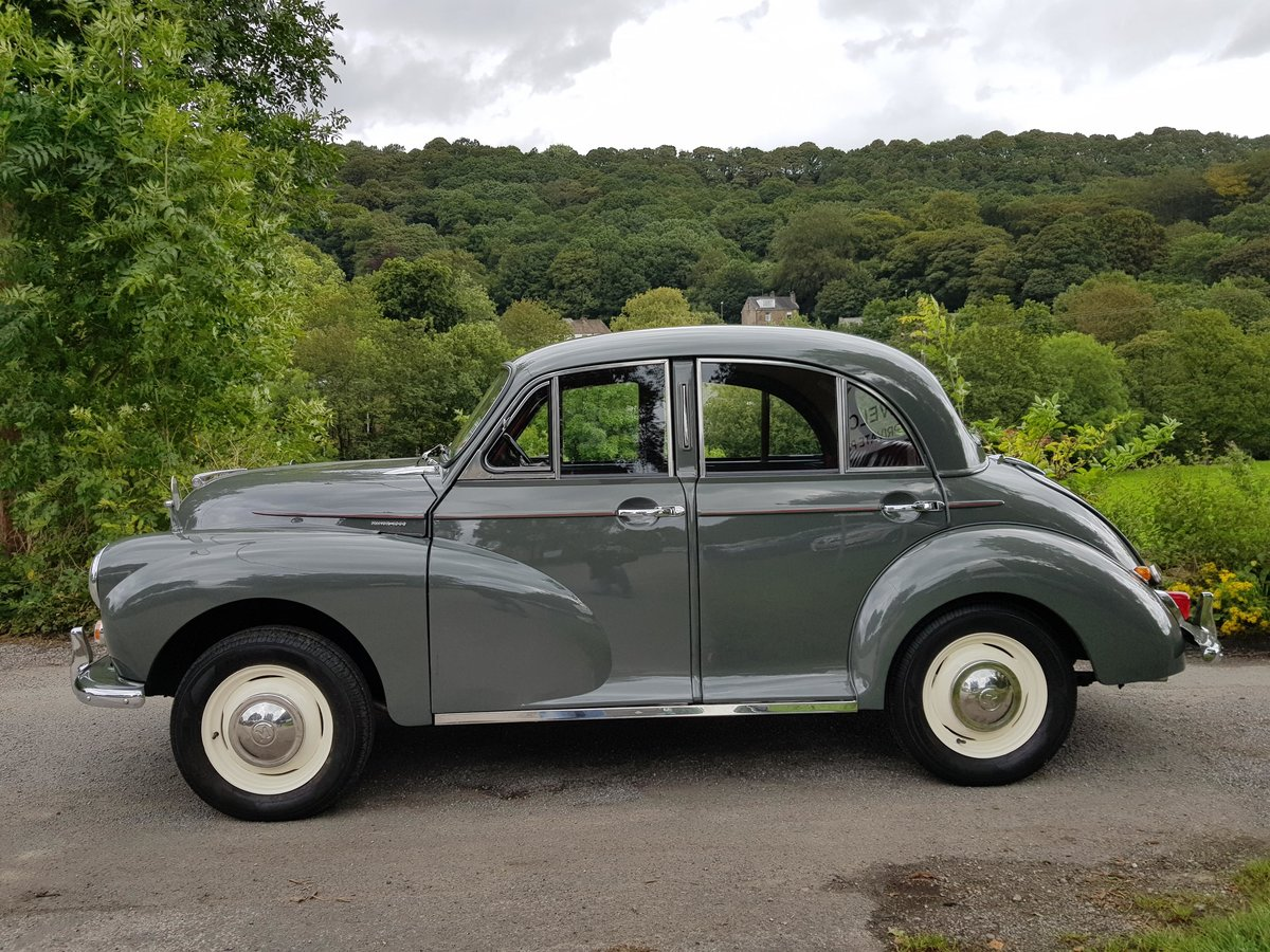 1961 Very good quality Minor 4 door saloon, a must see example! For Sale (picture 2 of 6)