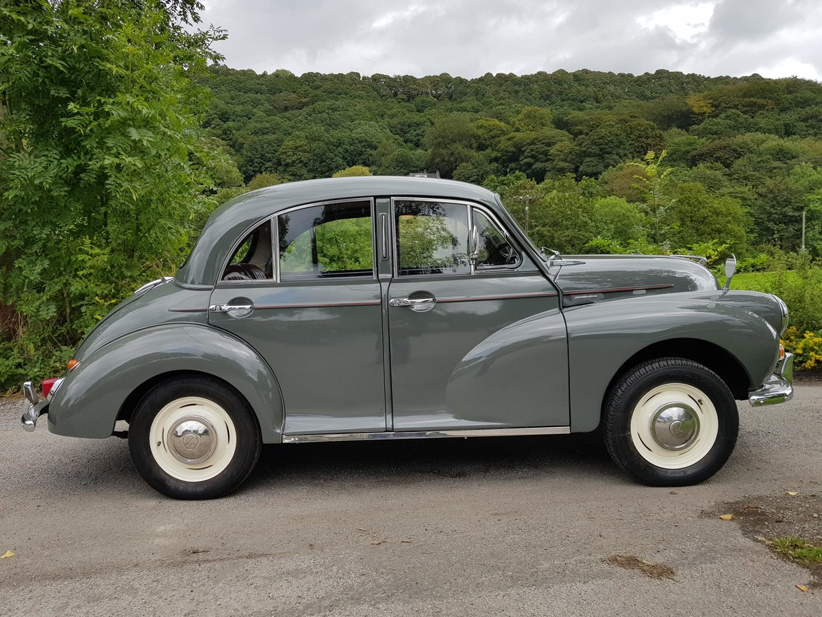 1961 Very good quality Minor 4 door saloon, a must see example! For Sale (picture 4 of 6)