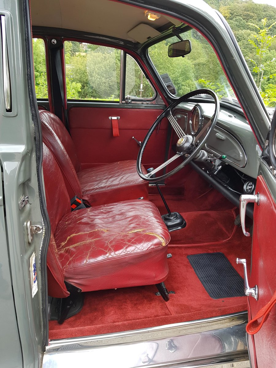 1961 Very good quality Minor 4 door saloon, a must see example! For Sale (picture 5 of 6)