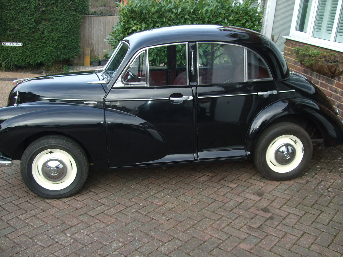 1954 Morris Minor S2 Split Screen  SOLD (picture 2 of 6)