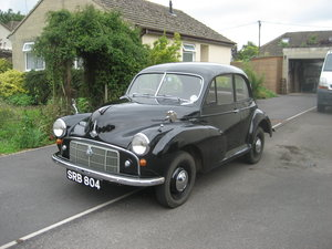 1953 Morris Minor Series ii SOLD