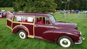 1968 Doris the Morris - Reluctantly For Sale