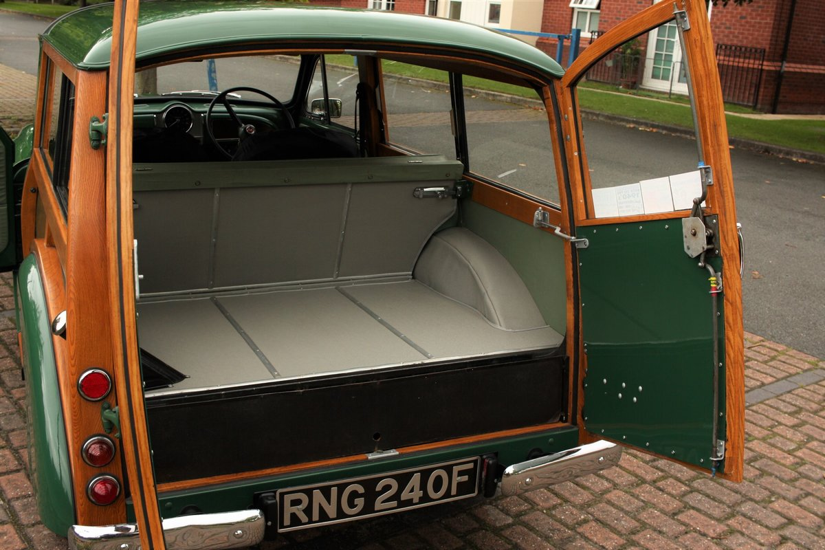 1968 Morris Minor Traveller - Fully Restored - New Wood! SOLD (picture 3 of 6)