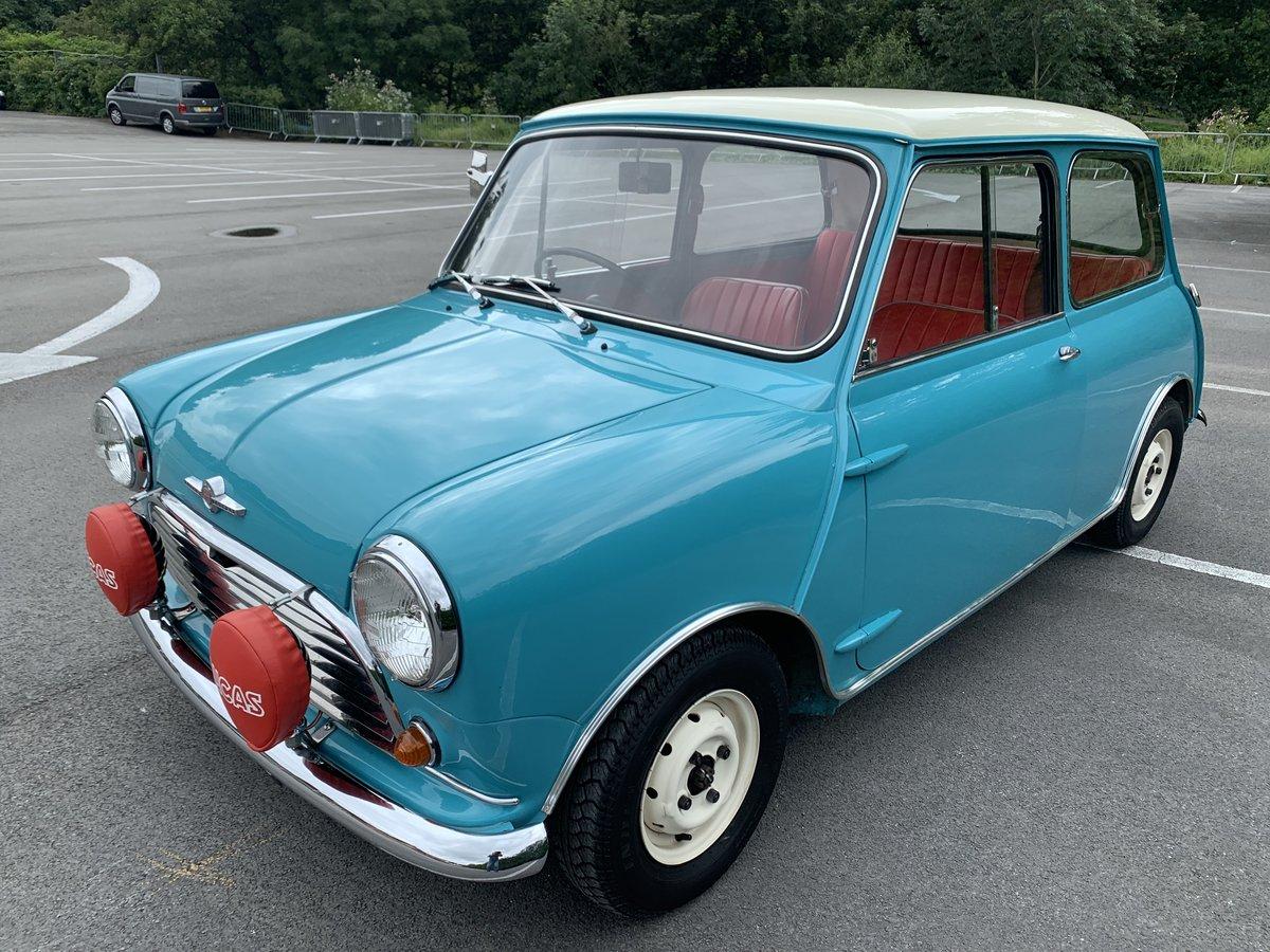 1962 MORRIS MINI COOPER For Sale (picture 1 of 6)