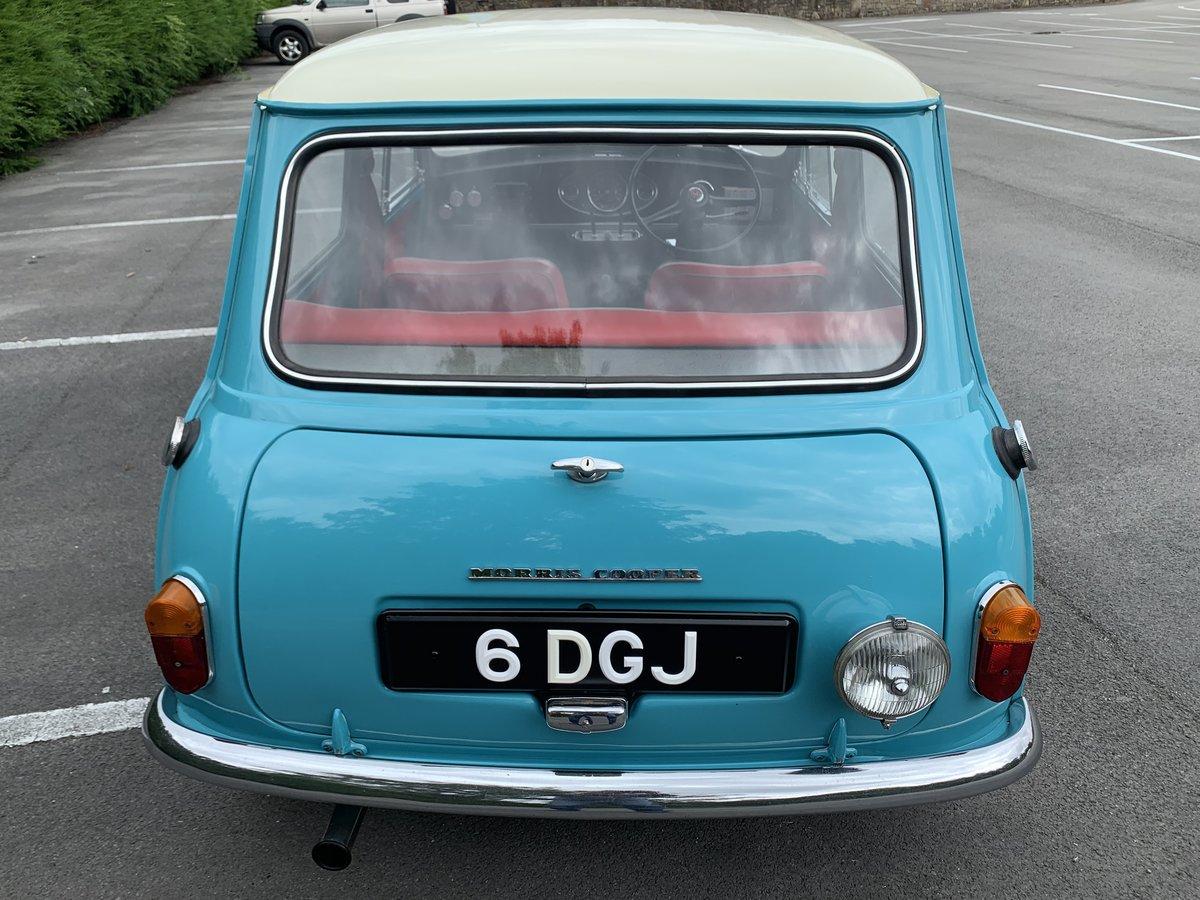1962 MORRIS MINI COOPER For Sale (picture 2 of 6)