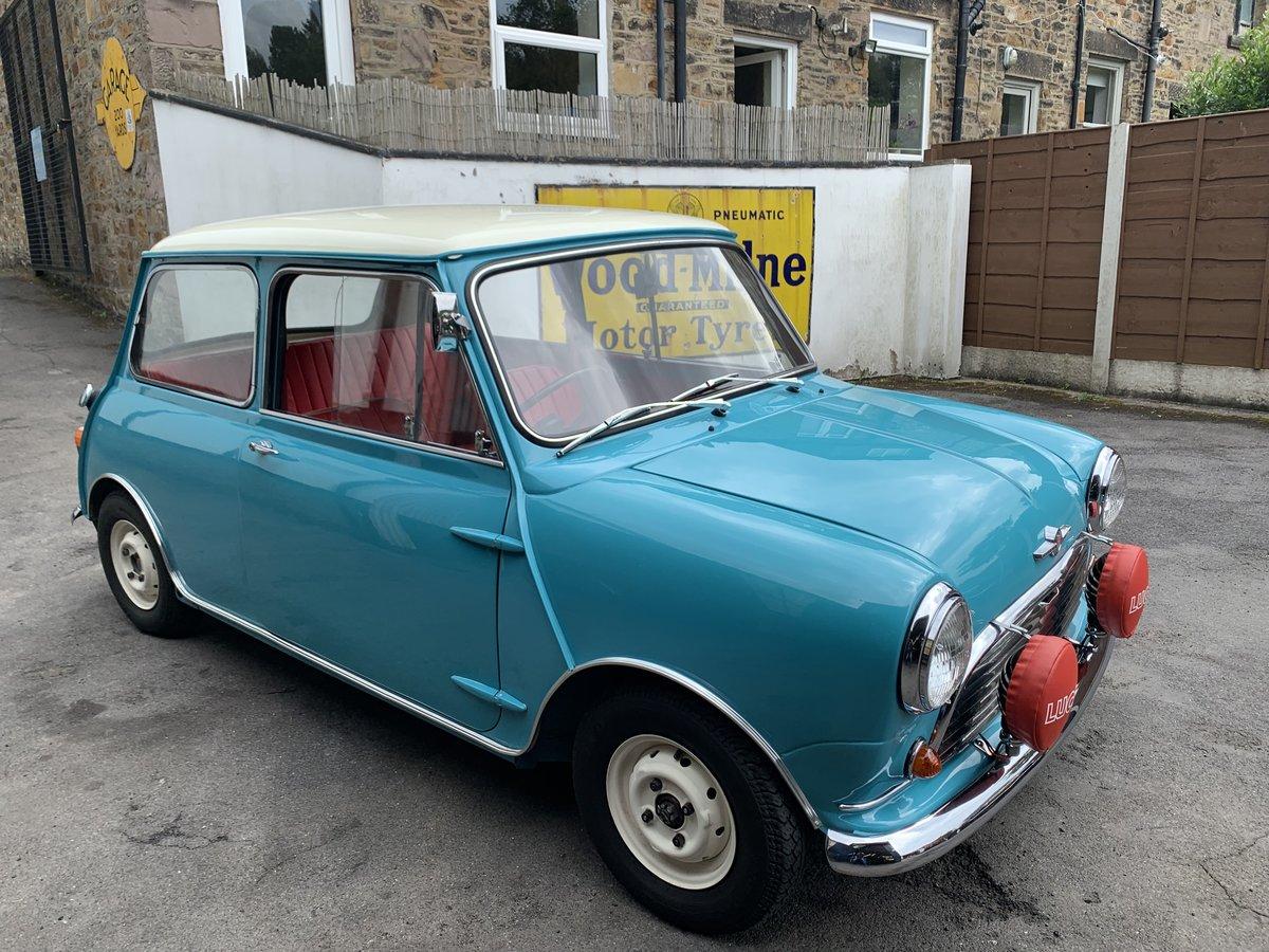 1962 MORRIS MINI COOPER For Sale (picture 6 of 6)