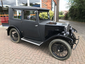 1930 MORRIS MINOR 2-DOOR FABRIC SALOON For Sale