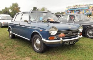 1971 Morris 1800 Mk2